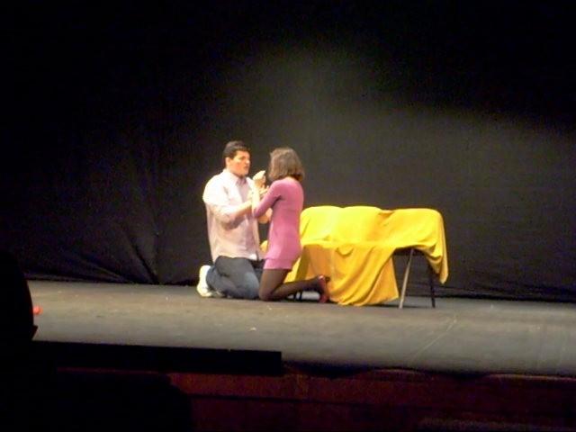 Pe scena Luceafărului 1