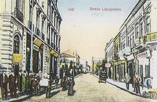 Strada Lăpuşneanu