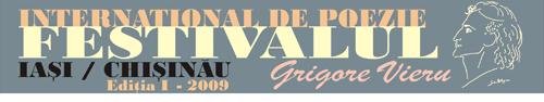 "Festivalul ""Grigore Vieru"""