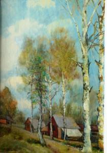 Drum de țară de Claudia Eremia