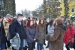 Cercul de Istorie al LIIS debutează cu activități dedicate comemorării victimelor Holocaustului