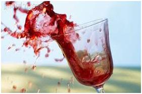 Paharul de vin de Lyons