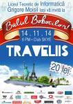 Balul Bobocilor 2014 - TraveLIIS