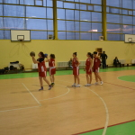 Deschiderea Cupei Liceelor la baschet feminin