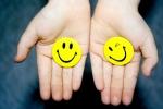 Muşcăm cu disperare din fericire…