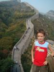 Aterizat în Beijing, China