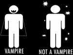 """Vampirii (nu) """"este"""" viaţa mea!"""