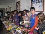 Expoziţia Humanitas - o bucurie pentru iubitorii de carte